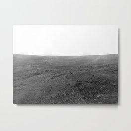 Picnic On The Moon Metal Print