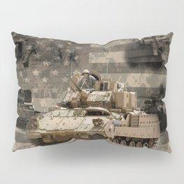 Bradley Infantry Fighting Vehicle Pillow Sham