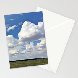 NEW MEXICO CLOUDS Stationery Cards