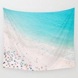 Beach Loving Wall Tapestry