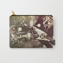 Portrait of nostalgia Carry-All Pouch