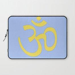 hindy om (aum)  symbol Laptop Sleeve