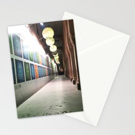 Contemplation in the Mosque Gallery Stationery Cards