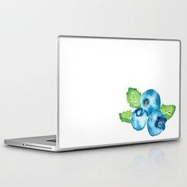 Watercolour Blueberry Laptop & iPad Skin
