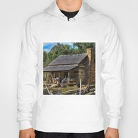 tennessee Hoodies featuring Tennessee Mountain Home by Exquisite Photography by Lanis Rossi