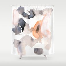 hang loose III Shower Curtain