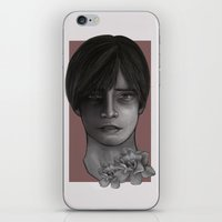 silent hill iPhone & iPod Skins featuring Silent Hill 4 The Room Henry Townshend by hinterdemlicht