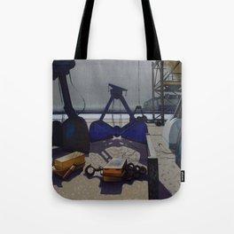 St-Malo Tote Bag