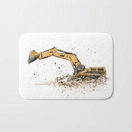 Shovel Bath Mat