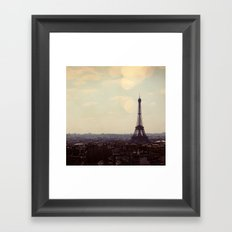 City of Light Framed Art Print