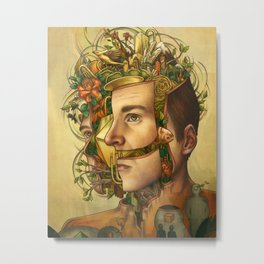 Innovation Metal Print