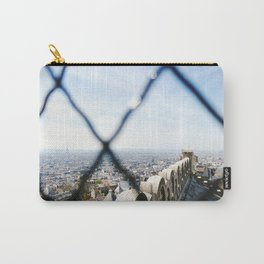 View of the Eiffel Tower from Sacré-Cœur Carry-All Pouch