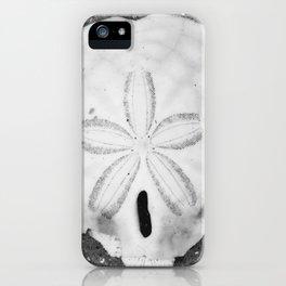 Sand Dollar iPhone Case