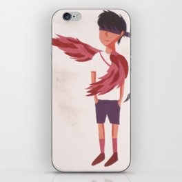 Sardonyx Pink iPhone Skin