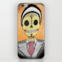 Henry The Zoot Suiter iPhone Skin
