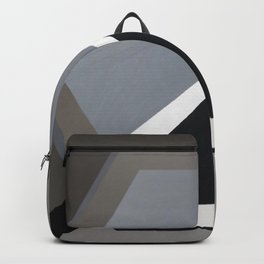 London - hexagon Backpack