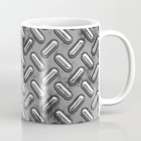 metal gear Mugs featuring Metal Gear by Arhipelago