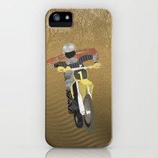 Motocross iPhone (5, 5s) Slim Case