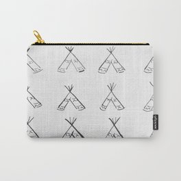 Teepee Teepee Carry-All Pouch
