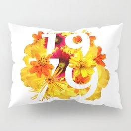 Flower 1979 Pillow Sham
