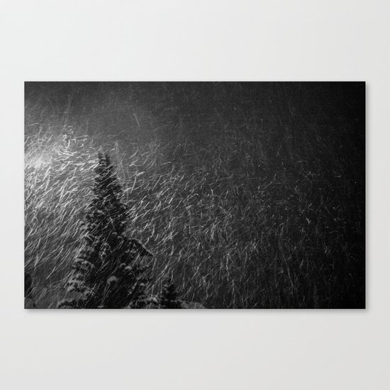 o tannenbaum Canvas Print
