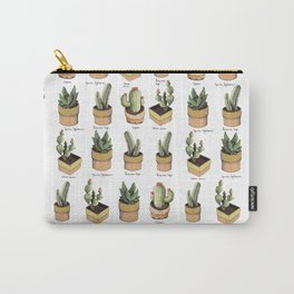 cactus names Carry-All Pouch