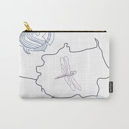Pastel icons Carry-All Pouch