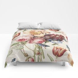 Vintage Botanical No. 3 Comforters