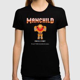 8Bit Manchild T-shirt