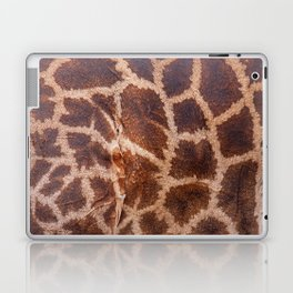 Giraffe Fur Laptop & iPad Skin