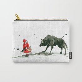 amazing little girl Carry-All Pouch