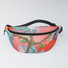 """""""Fortitude"""" by ICA PAVON Fanny Pack"""