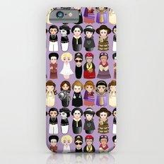 Kokeshis Women in the History Slim Case iPhone 6s