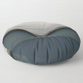 Overcast Skies Floor Pillow