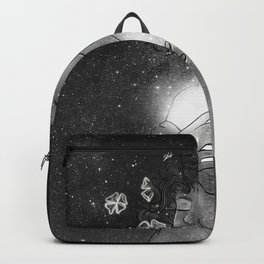 the shine of your deep soul. Backpack