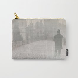 Prague in the morning fog Carry-All Pouch