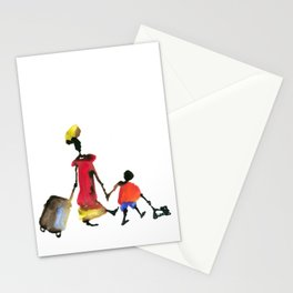 A new home Stationery Cards