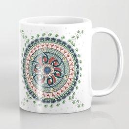 Surrounded by Classics Mandala Coffee Mug