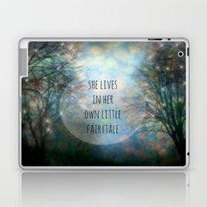 Her Own Fairytale Laptop & iPad Skin