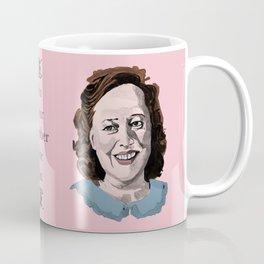 Happy Annie Wilkes - Misery (Pink) Coffee Mug