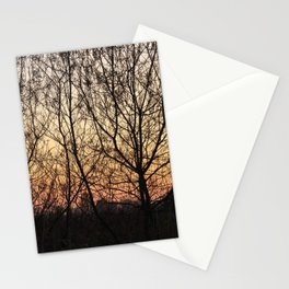Just After Sunset Stationery Cards