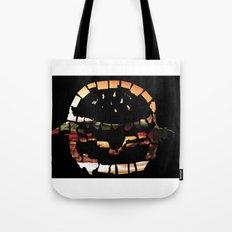 United States of Burger Tote Bag
