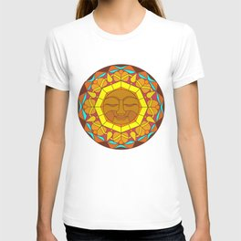 Man in the Moon, Tatoo style T-shirt