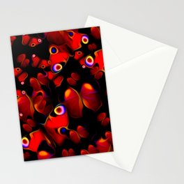 Breathless, Fluttering Stationery Cards