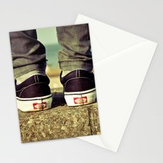 vans II. Stationery Cards