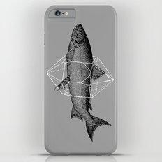 Fish In Geometrics iPhone 6 Plus Slim Case