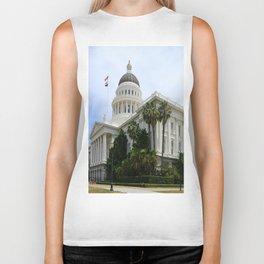 California State Capitol Biker Tank