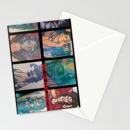 Art of Sam Martinez Banner 1 Stationery Cards