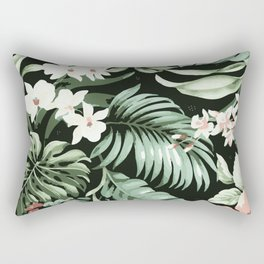 Jungle blush Rectangular Pillow