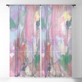 Garden Spells Sheer Curtain